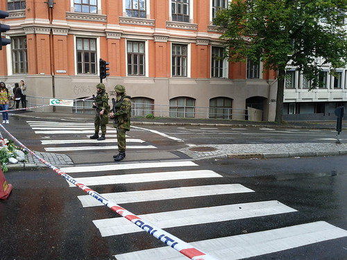 Oslo Terror 2011: The Royal Guard