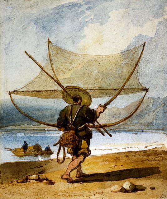 14 A fisherman carrying his net.jpg