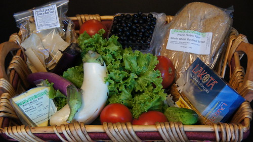 Mill City Farmers Market July 23, 2011