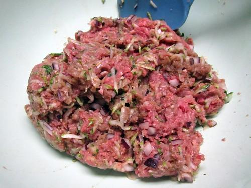 Zucchini Meat Loaf 2