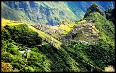 Machu Picchu - Sun Gate