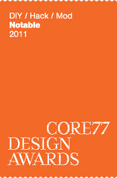 Core77 Design Awards Notable Ribbon