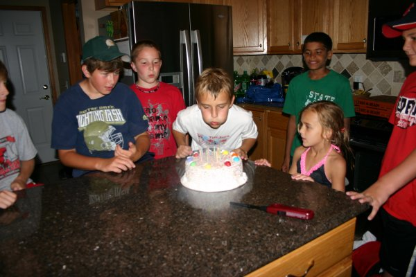 Blake's 11th Birthday Party!