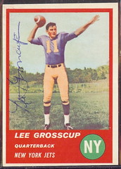 1963 Fleer - 13 - Lee Grosscup