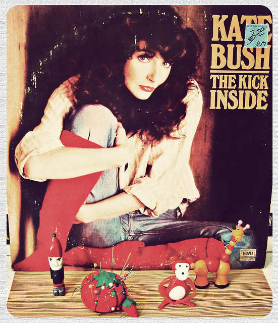 Vinyl Monday: Kate Bush