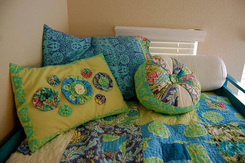 soul blossoms pillows