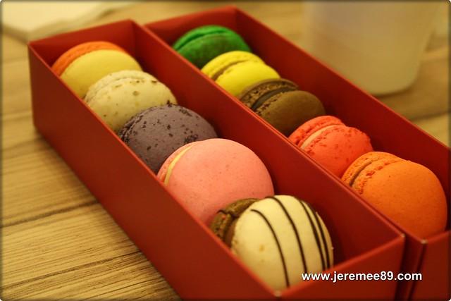 Levain Boulangerie & Patisserie @ Off Jalan Imbi, Kuala Lumpur - Macaroons (2)