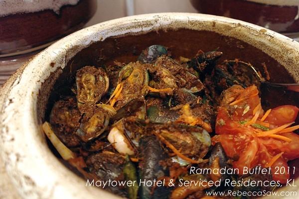 Ramadan buffet - Maytower Hotel & Serviced Residences-47