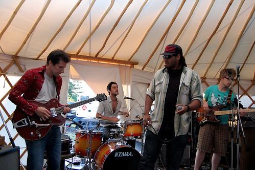 The Caravan - Evolve Festival 2011