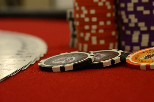 Day 207 - Poker Chips by slgckgc, on Flickr