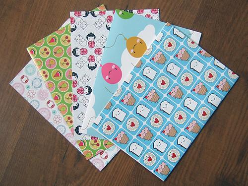 Gift Wrap Sets