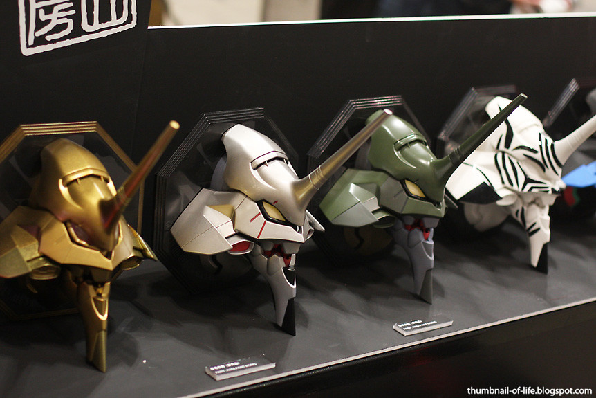 Wonfes Summer 2011 - Eva Head