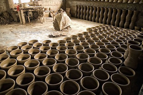 Clay making in Ozamiz