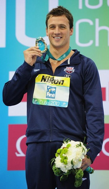 Pictures of Ryan Lochte