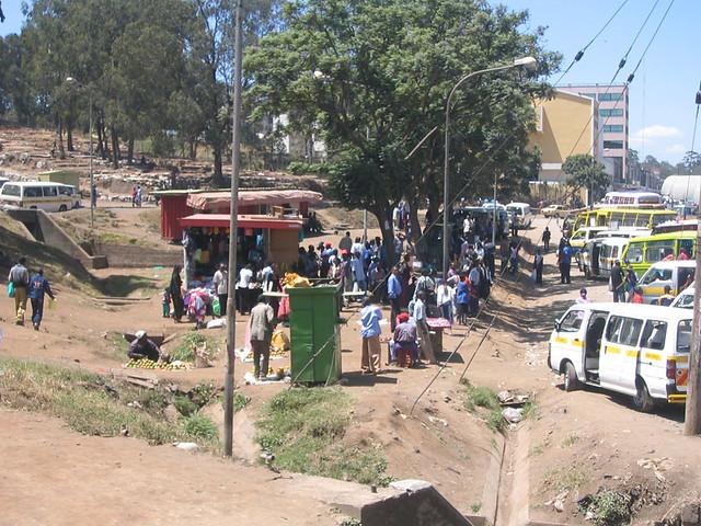 Near Downtown Nairobi