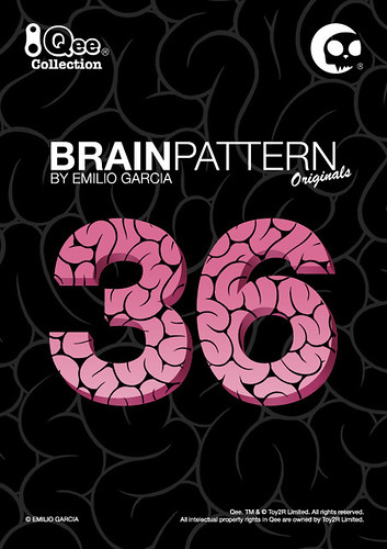 NO BODY EXPECT BRAIN PATTERN 36