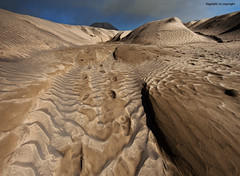 Sands Of Time IV (Ragstatic) Tags: texture landscape volcano sand nikon pattern rags bromo active ridges tengger d700