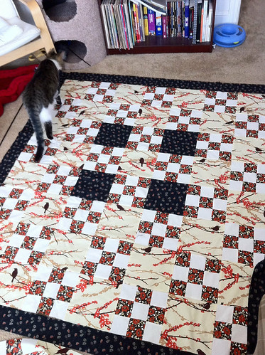 Verb quilting class project