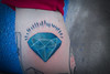 Diamond tattoo El rucio pituco