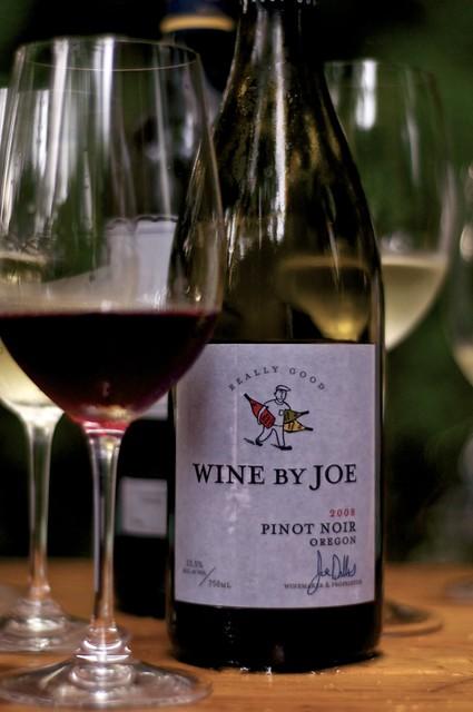 2008 Wine by Joe Pinot Noir