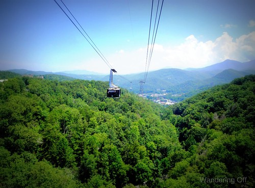 Gatlinburg: Ober Gatlinburg Aerial Tramway