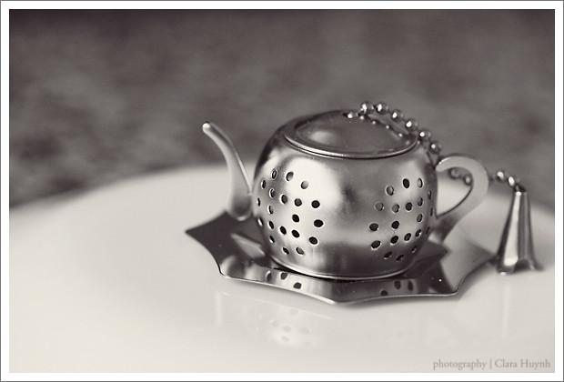 July 31 - I'm A Little Teapot