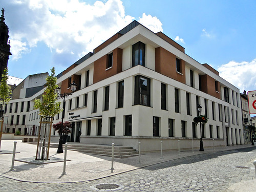 Maison du Département