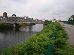 Old Quay Swing Bridge (acl John) Tags: runcorn manchestershipcanal runcornbridge wiggisland oldquayswingbridge