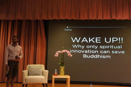Rohan Gunatillake on how Buddhism is broken