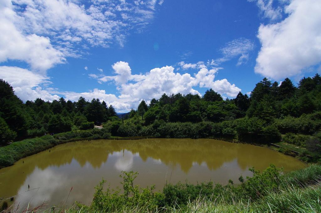大雪山-天池