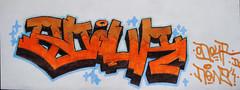 Sketch for Odour (MrNEWS24H) Tags: news graffiti sketch graff odour oner dvk