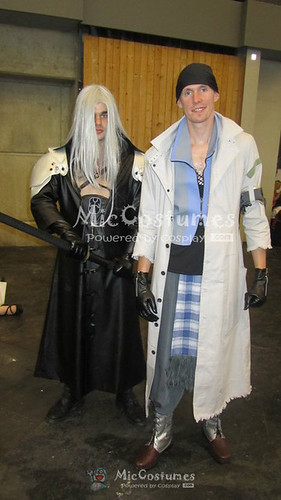 Customer Photos – Final Fantasy Snow Villiers Cosplay Boots