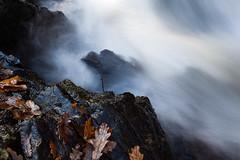 20101218_152 (Zalacain) Tags: longexposure white nature water river spain blurred galicia sobrado acoruña gettyimagesiberiaq2