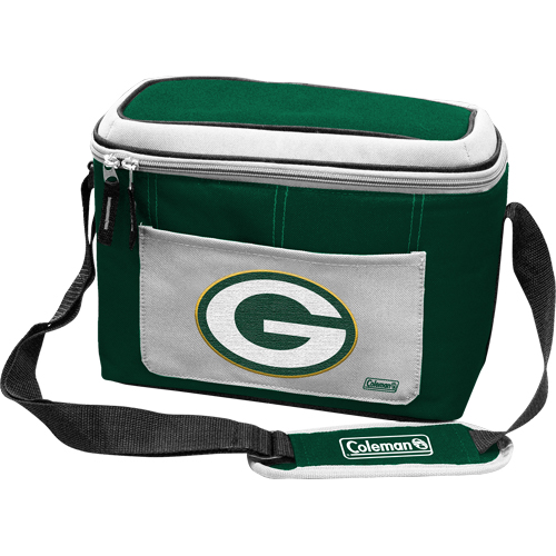 Green Bay Packers Coleman 12 Pack/Can Cooler Bag