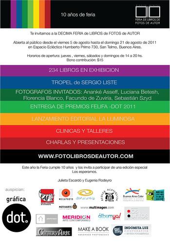 Feria de Libros de Foto de Autor