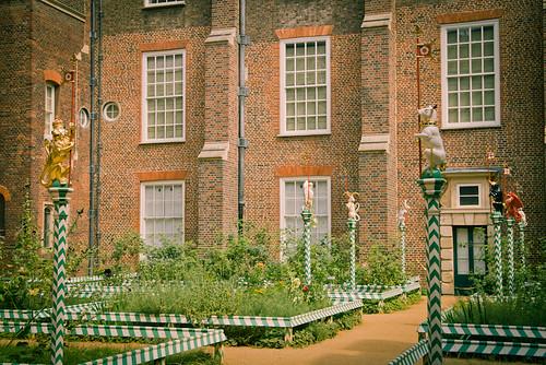 Chapel Court Garden
