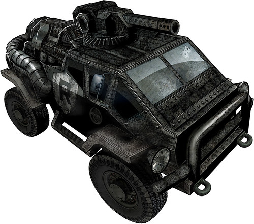 Diz-vehicle