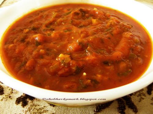 Salsa -Tomato 4