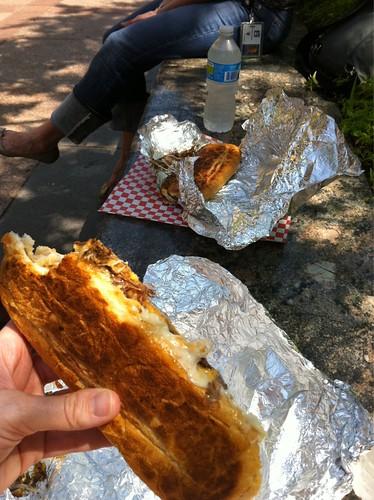 Smokey Beef Torta