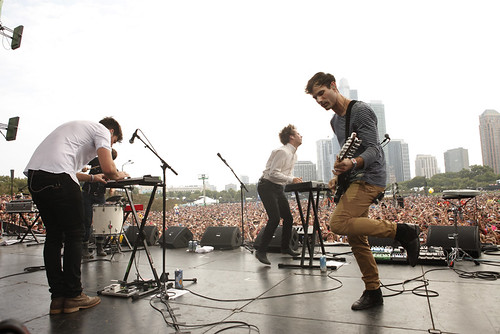 Foster The People by Matt Ellis