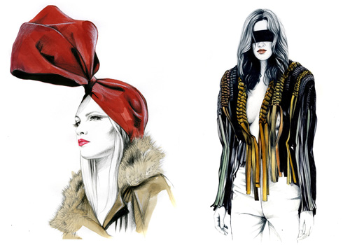 6014250070 1189941d9e 30 Fashion Illustrators You Can't Miss Part 3