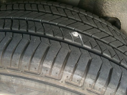 Flat Tire Repair Cost >> Nail In Tire Repair Or Replace@^*