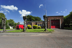 Biggar Fire Station