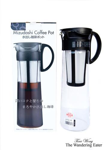 Hario's MCPN-14B Mizudashi Coffee Pot