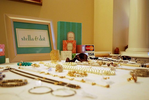 Stella & Dot Display