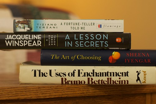 Book stack #1