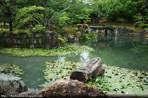Nijo Castle 二条城 - Ninomaru Garden