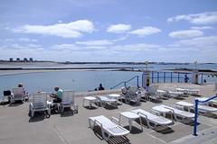 Havre de Pas sunbathing area