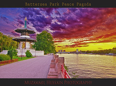 Battersea Park Peace Pagoda (Muzammil (Moz)) Tags: uk london riverthames moz peacepagoda batterseapark muzammilhussain