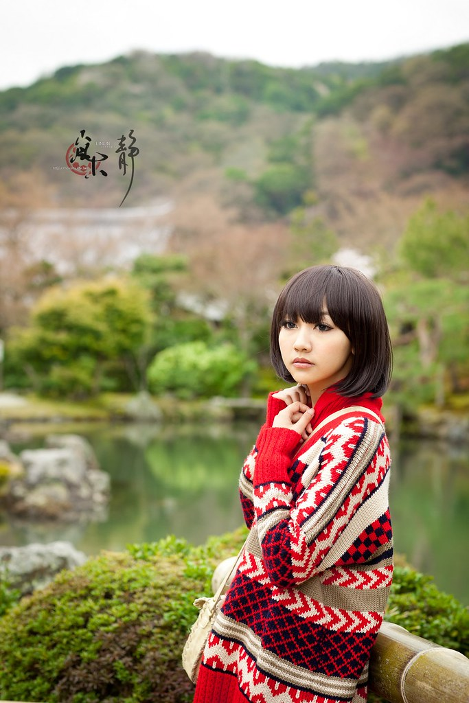 [LINLIN]嵐山.靜